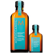 Moroccanoil Treatment Duo (Worth £46.30)