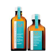 Moroccanoil Treatment Light Duo (Worth £46.30)