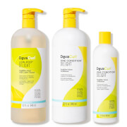 DevaCurl Wavy Double Take Cleanser Extra Conditioner Kit (3 piece - $108 Value)