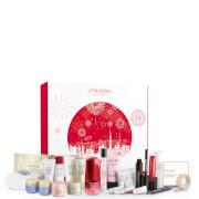 Shiseido Exclusive Advent Calendar (24 Cases) (Worth £336.38)
