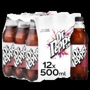 Dr Pepper Zero 12 x 500ml