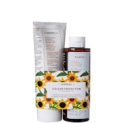 KORRES Sunflower & Mountain Tea Kit Conditioner and Shampoo Duo