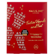 nails inc. Festive Hands and Feet Mask Duo