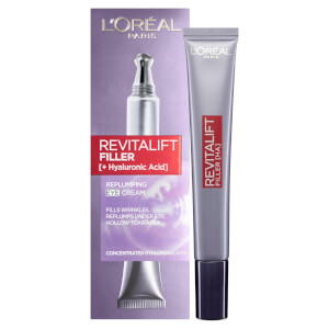 L'Oréal Paris Revitalift Filler Renew Eye Cream (15ml)