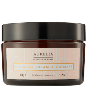 Desodorante en crema natural de Aurelia Probiotic Skincare 50 g