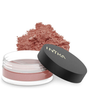INIKA Organic Loose Mineral Blusher 3.5g - Red Apple (Free Gift)