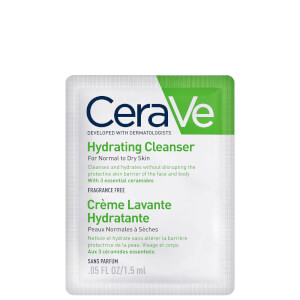 CeraVe Hydrating Cleanser Sample 1.5ml (Free Gift)