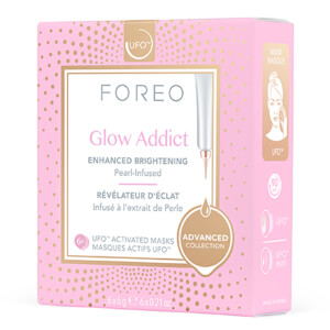FOREO UFO Activated Masks - Glow Addict (6 Pack)