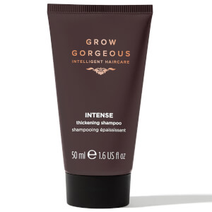 Grow Gorgeous Intense Thickening Shampoo Mini 50ml