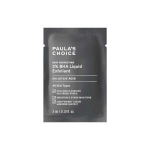Paula's Choice Skin Perfecting 2% BHA Liquid Exfoliant 3ml (Free Gift)
