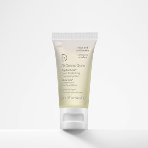 Dr Dennis Gross Alpha Beta® Pore Perfecting Cleansing Gel - Deluxe Sample (Beauty Bag)