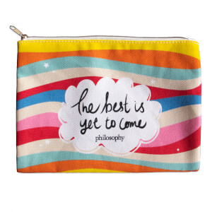 Philosophy The Best is Yet to Come Pouch (Free Gift)