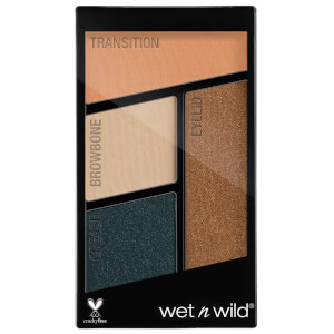 wet n wild coloricon Eyeshadow Quads - Hooked on Vinyl 4.5g