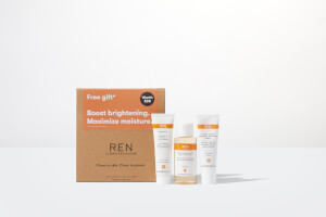 REN Radiance Trio Kit (Free Gift) (Worth $38.00)