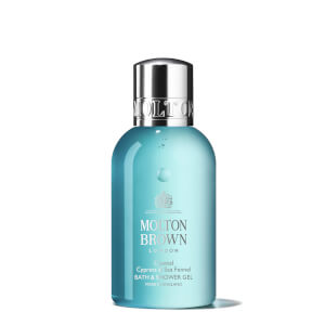 Molton Brown Coastal Cypress and Sea Fennel Bath and Shower Gel 50ml (Free Gift)