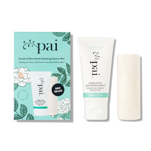 Pai Camellia & Rose Gentle Hydrating Cleanser and Cloth 30ml (Free Gift)
