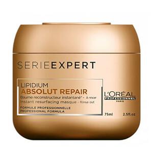 L'Oréal Professionnel Serie Expert Absolut Repair Masque 75ml (Free Gift)