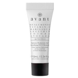 Avant Skincare Supreme Hyaluronic Acid Anti-Oxidising Duo Moisturiser 10ml (Free Gift)