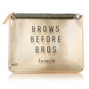 benefit 'Brows Before Bros' Makeup Bag (Free Gift)