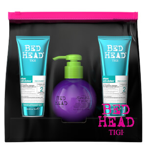 TIGI Bed Head Moisturising and Volumising Hair Mini Set (Free Gift)