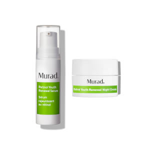 Murad Retinol Youth Renewal Duo (Worth $27.00)