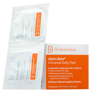 Dr Dennis Gross Skincare Alpha Beta Universal Daily Peel (Free Gift)