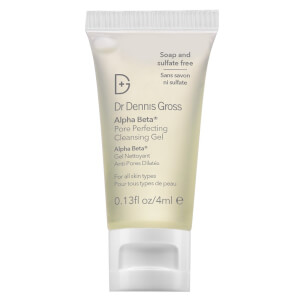 Dr Dennis Gross Skincare Alpha Beta Pore Perfecting Cleansing Gel 4ml (Worth $1)