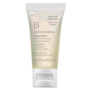 Dr Dennis Gross Skincare Alpha Beta Pore Perfecting Cleansing Gel 4ml (Worth $1)