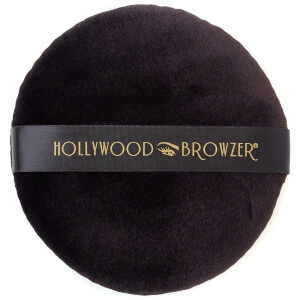 Hollywood Browzer Deluxe Microfiber Puff (Free Gift)