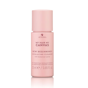Alterna My Hair. My Canvas. New Beginnings Exfoliating Cleanser 0.85oz (Free Gift)