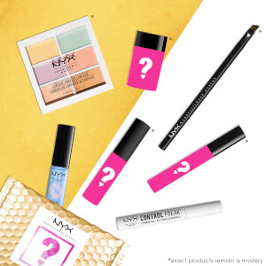 NYX Professional Makeup Mystery Bag Kit 1 (Free Gift)