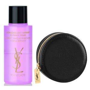 Yves Saint Laurent Top Secrets Expert Makeup Remover for Eyes and Lips 30ml (Free Gift)