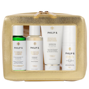 Philip B Weightless Travel Collection (Worth $55)