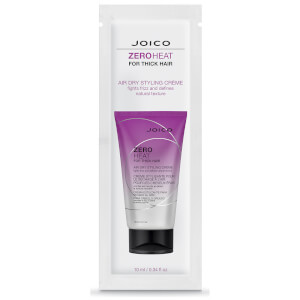 Joico Zero Heat Air Dry Styling Crème for Thick Hair 10ml (Free Gift)