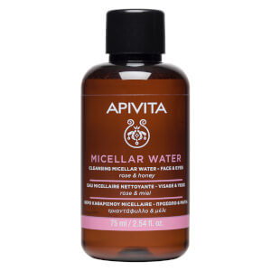 APIVITA Micellar Water Cleansing Micellar Water for Face and Eyes 75ml
