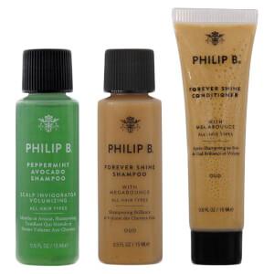 Philip B Trio Trial Bundle (Free Gift)