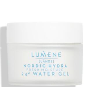 Lumene Nordic Hydra [Lähde] Fresh Moisture 24H Water Gel 15ml (Free Gift)