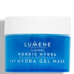 Lumene Nordic Hydra [Lähde] Oxygen Recovery 72H Hydra Gel Mask 15ml (Free Gift)