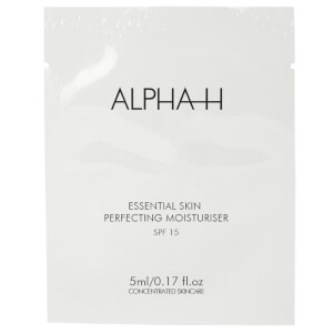 Alpha-H Essential Skin Perfecting Moisturiser SPF15 Sachet (Free Gift)