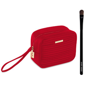 Armani Red Square Pouch (Free Gift)
