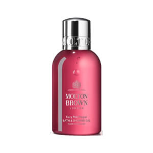 Molton Brown Body Wash 100ml - Fiery Pink Pepper (Free Gift)