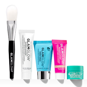 GLAMGLOW Five Pieces Beauty Kit (Free Gift) (Worth £34.00)