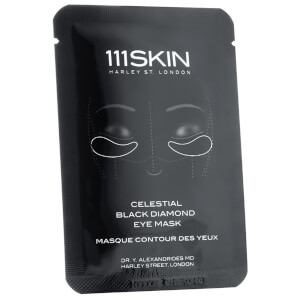 111SKIN Celestial Black Diamond Eye Mask Single 0.20 oz