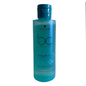 Schwarzkopf BC Bonacure Hyaluronic Moisture Kick Micellar Shampoo 100ml (Free Gift)