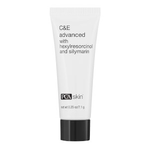 PCA SKIN C&E Advanced with Hexylresoricinol and Silymarin 0.25oz (Worth $28.00)