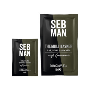 SEB MAN The Hero and Multi-Tasker Duo (Free Gift)
