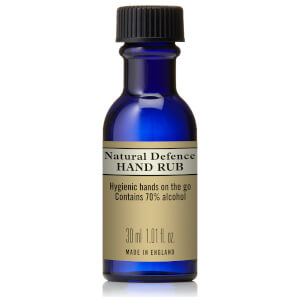 Neal's Yard Remedies Natural Defence Hand Rub 30ml (Free Gift)