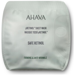 AHAVA Safe pRetinol Sheet Mask