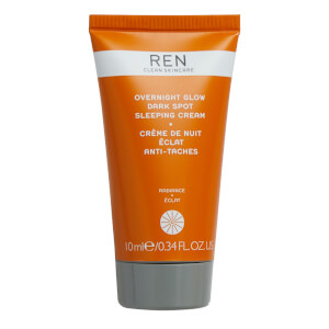 Ren Clean Skincare Overnight Dark Spot Sleeping Cream 10ml