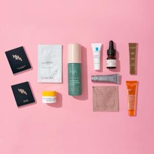 10-Piece Beauty Bag (Worth $95)